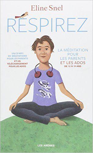 livre de relaxation ado et parents